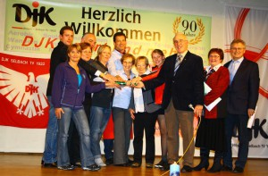 90 Jahr Feier 2012