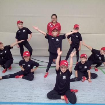 Dancecamp der Gruppe Step by Step