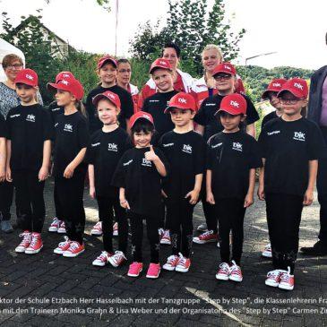 """DJK Wissen-Selbach zu Besuch in der Grundschule Etzbach zum Fest """"Der Herbst ist bunt"""""""