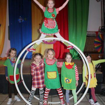 Einladung zum Kinderkarneval