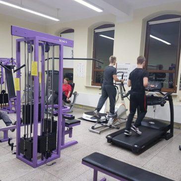 Neuer Schnupperkurs im Fitness-Studio