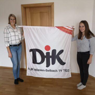 Duo der DJK Wissen-Selbach mit DJK-Jugend-Award ausgezeichnet